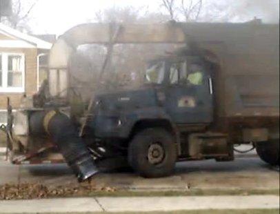 Sheboygan City Truck