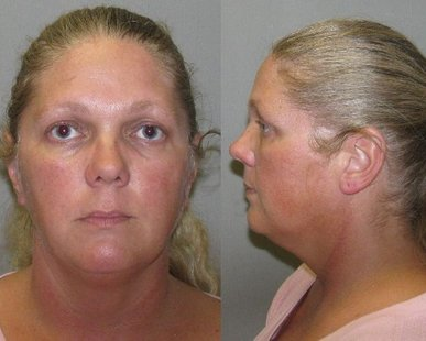 Stephanie Gail Bogdan (photos courtesy Allegan Co. Sheriff's Dept.)