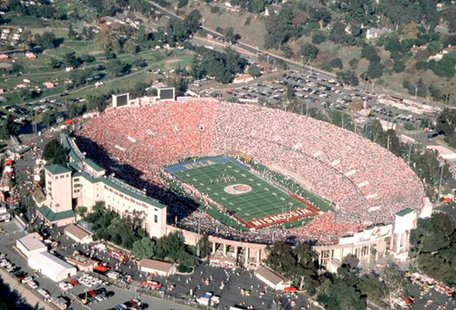 Rose Bowl stadium (Reuters)