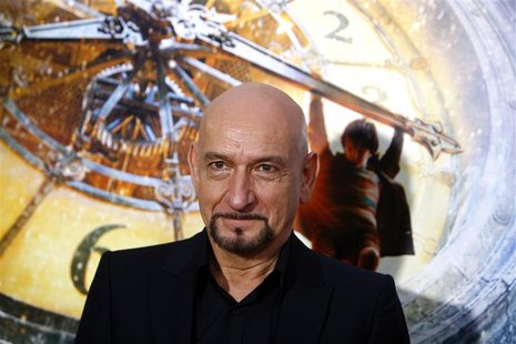"Actor Ben Kingsley attends the premiere of ""Hugo"" in New York"
