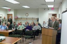 Branch County Budget Hearing