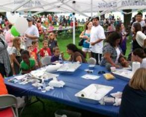 National Night Out is one of the local events sponsored by Holland's Ourstreet and Neighborhood Liaison programs, honored by the Holland Human Relations Commission with a 2011 Social Justice Award.
