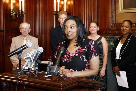 State Representative Tamara Grigsby (D-Milwaukee). (courtesy of legis.wisconsin.gov)