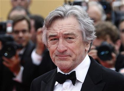 Jury president of the 64th Cannes Film Festival de Niro arrives on the red carpet at the 64th Cannes Film Festival