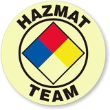Hazmat Team Graphic