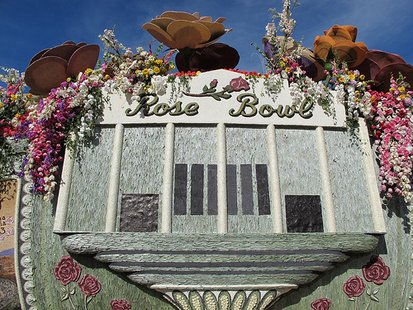 Tournament of Roses Parade float
