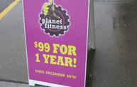 Q106 at Planet Fitness (12/30/11) 14