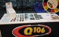 Q106 at Planet Fitness (12/30/11) 11