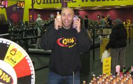 Q106 at Planet Fitness (12/30/11) 2