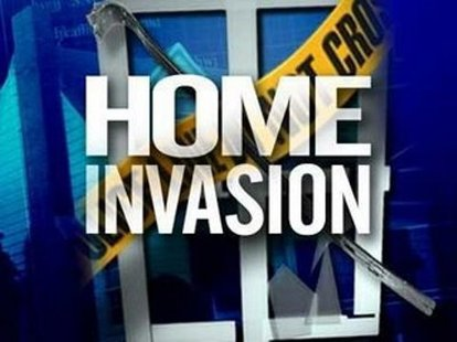 Home invasion graphic