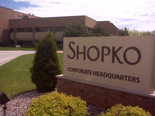Shopko headquarters (courtesy of FOX 11)