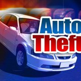 Auto theft graphic