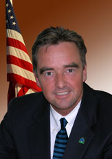 Green Bay Mayor Jim Schmitt