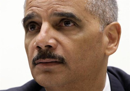 Attorney General Eric Holder testifies before the House Judiciary Committee
