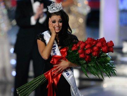 Laura Kaeppeler, Miss America 2012 (Reuters)