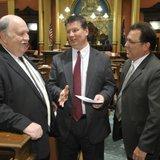 Ken Kurtz and Ken Delaney At State of the State Address