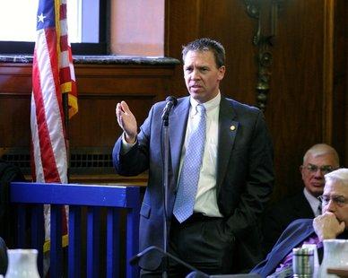 State House Rep. Bob Genetski (R-Saugatuck)
