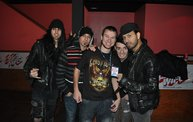 Pop Evil in Wausau 1/20/12 15