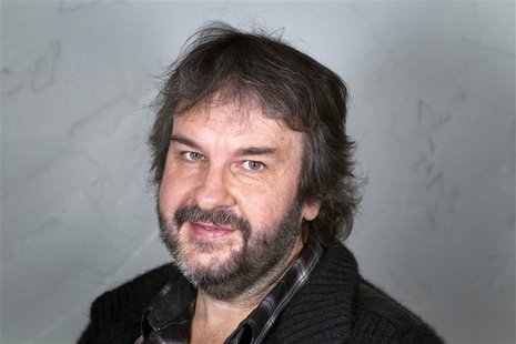 "Peter Jackson, a producer of the film ""West of Memphis"", poses for a portrait during the Sundance Film Festival in Park City, Utah"