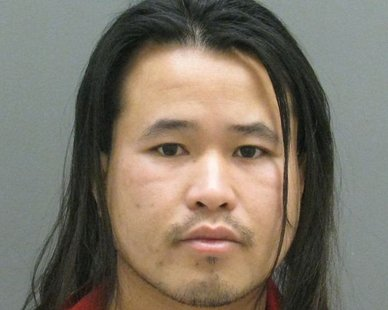 Davanh Phouangphet (photo courtesey Ottawa Co. Sheriff's Dept.)