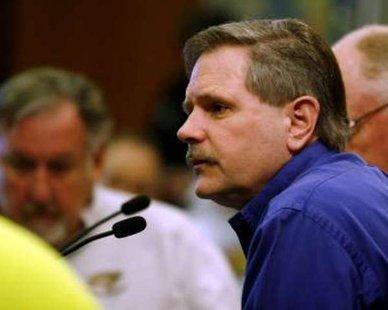 US Senator John Hoeven (R-North Dakota). REUTERS/Allen Fredrickson