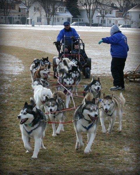 Winterfest In Kohler 2012