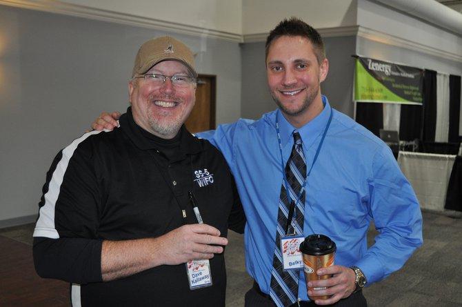 Dave Kallaway & Belky!