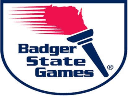 Badger State Games logo (properly sized)