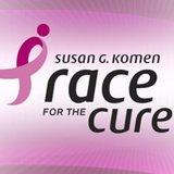 Susan G. Komen Race for the Cure logo