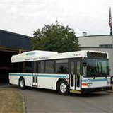 DTA Hybrid Bus