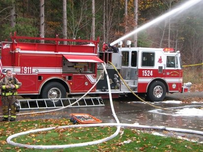 Park Township Fire