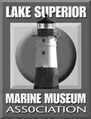 Lake Superior Marine Museum Association Logo