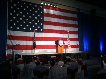 U.S. Senator Santorum keynote speaker at GOP Oakland County Lincoln Day Dinner