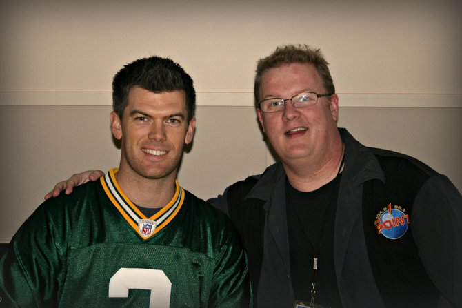 Ben Olson's favorite Packer player is Mason Crosby! He thinks kickers never get enough credit.