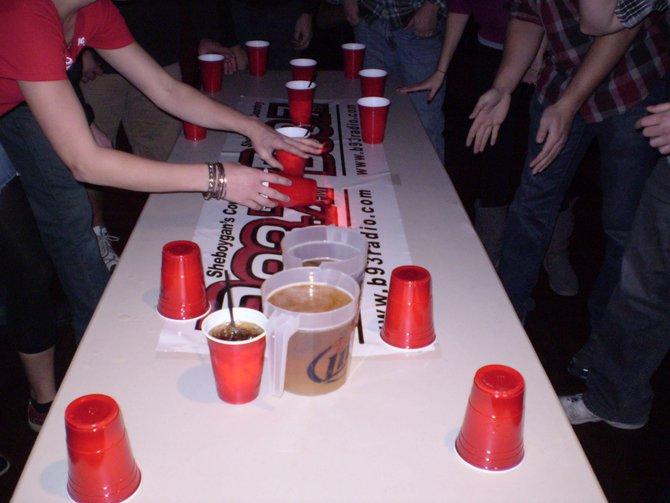 More flip cup