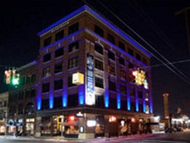 The Entertainment District in downtown Kalamazoo Ryan Reedy Corp. image courtesy: www.Loft310.com