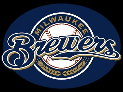 The Milwaukee Brewers baseball club logo (properly sized)