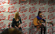 Megan & Liz at WIFC 13