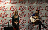 Megan & Liz at WIFC 12