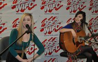 Megan & Liz at WIFC 10