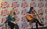 Megan & Liz at WIFC: Cover Image