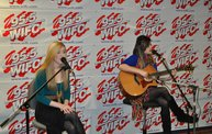 Megan & Liz at WIFC 8
