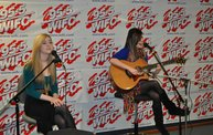 Megan & Liz at WIFC 7