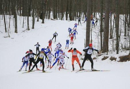 Birkie Ski Race