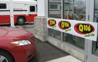 Q106 at Sundance Chevrolet (3-1-12) 2