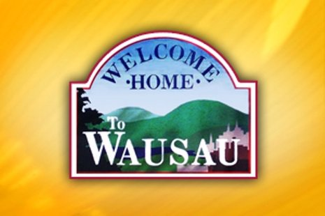 Wausau WI city logo