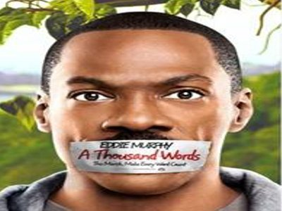 "Eddie Murphy stars in ""A Thousand Words"" which opens March 9th, 2012."