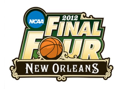 NCAA 2012 college basketball logl