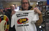 Q106 at Corona Smoke Shop (3-10-12) 7
