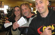 Q106 at Corona Smoke Shop (3-10-12) 16